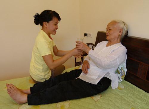 Chăm sóc người già